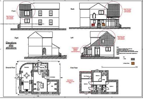 Architectural Plans Arcon 3d Architect Pro Cad Design Software E Architect