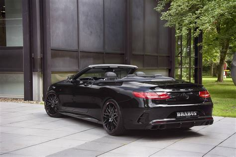 mercedes supercar 2016 official 850hp brabus mercedes amg s63 cabriolet gtspirit