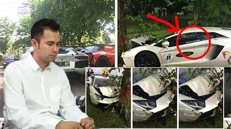 Tv Mobil Di Malang ramai mobil mewahnya kecelakaan raffi ahmad upload foto ini di malang tribun jateng