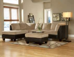 Sectional Sofa Decor Brown Leather Sectional Sofa Feel The Home