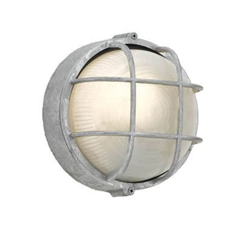 Marine Light Fixture Small Anchorage Nautical Wallmount 96 Galvanized Http Www Barnlightelectric Wall Sconce