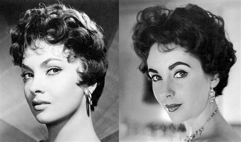 hair cutson women in 1950 women s 1950s hairstyles an overview hair and makeup