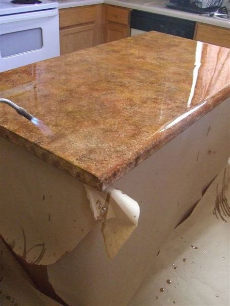 countertops and crushed velvet on
