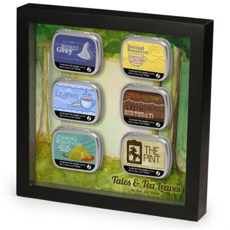 gifts for lord of the rings fans middle earth tea tins gifts for lord of the rings fans