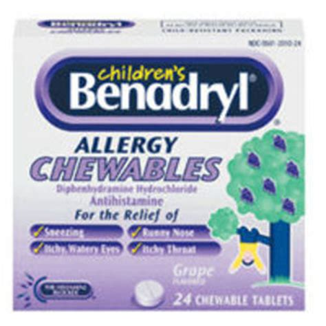 children s benadryl for dogs children s benadryl image mag