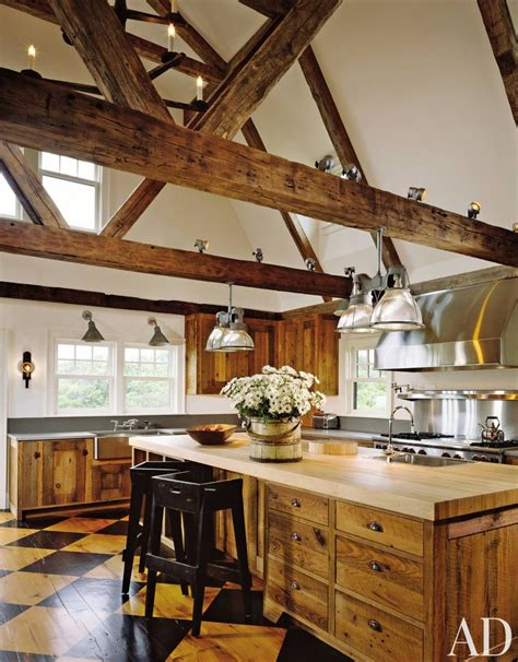 House Plans With Vaulted Ceilings by Rustic Kitchens Design Ideas Tips Amp Inspiration