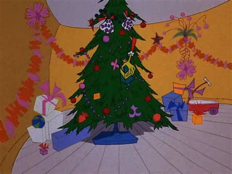 dec 25 the top 25 cartoon christmas trees a cartoon