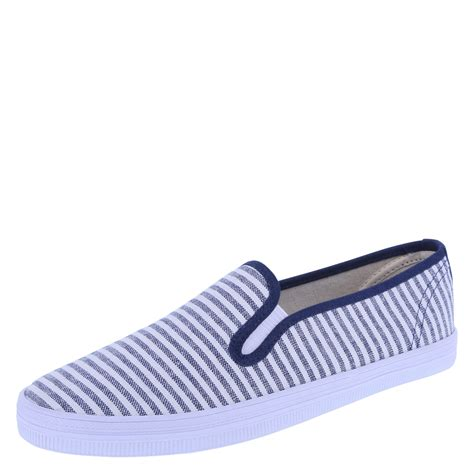 american eagle s canvas slip on shoe payless