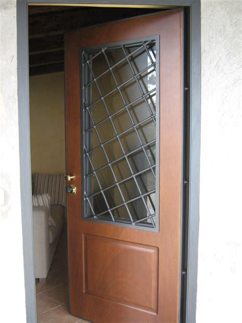 porte blindate con vetro prezzo porte blindate vetro prezzi