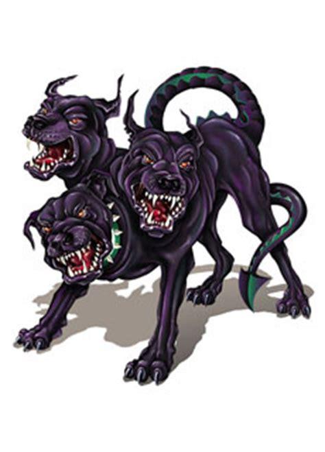 tre teste cerbero il a tre teste mostri e creature leggendarie