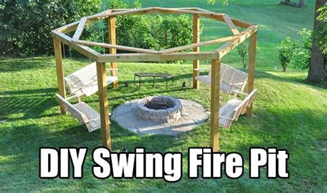 diy swing pit this project is just awesome i think