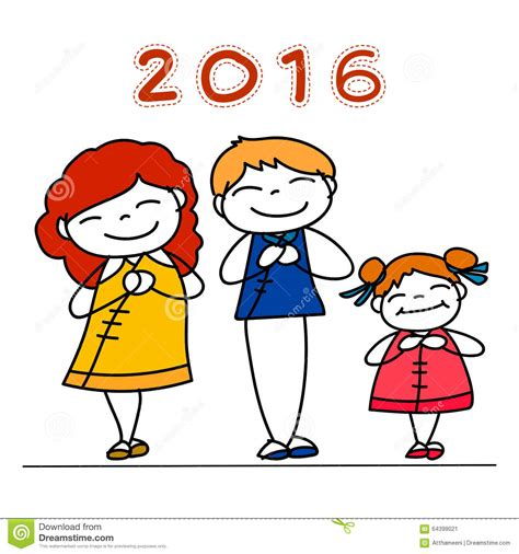 new year character images new year stock photo cartoondealer