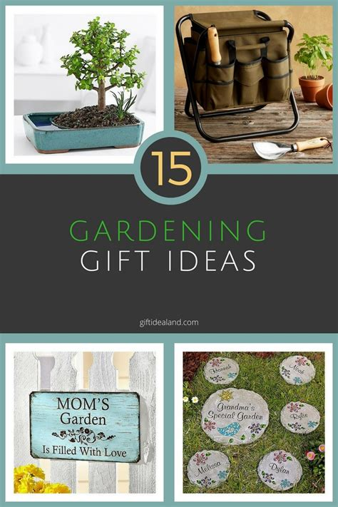 Gift Ideas For Gardening Enthusiasts 15 Great Gardening Gift Ideas For Garden Enthusiasts