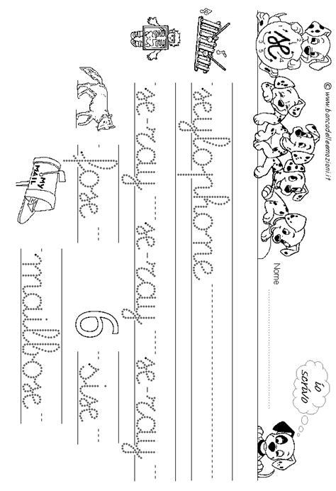 banca delle emozioni corsivo lettere dell alfabeto parole in corsivo minuscolo con