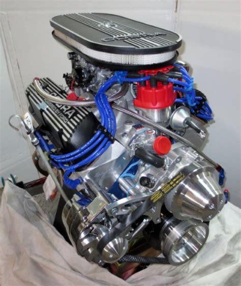 stroker engine efi  aod transmission conversion kit