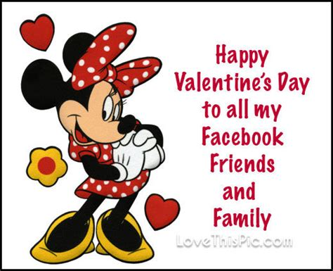 happy valentines to my family and friends s day for friends and family pictures