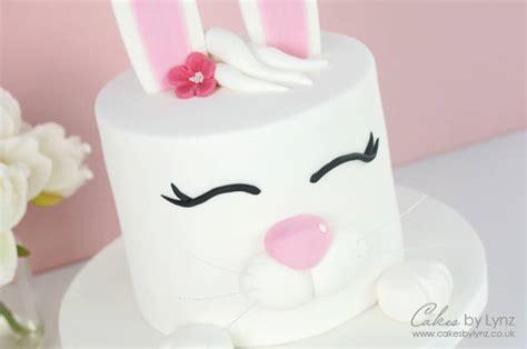 how to make a bunny cake how to make a bunny rabbit cake tutorial cakesdecor