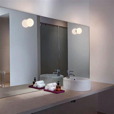 flos bathroom light intimate bathroom lighting ideas flos usa inc