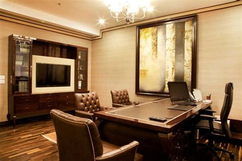 office interior design india office manager s cabin interior solutions