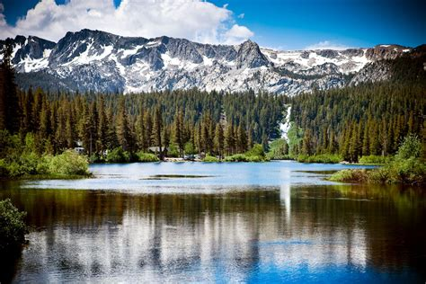 lake mammoth nature s finest on display in this mammoth lake stunner of