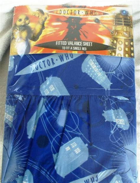 doctor who bed sheets lots of doctor who bedding in stock now
