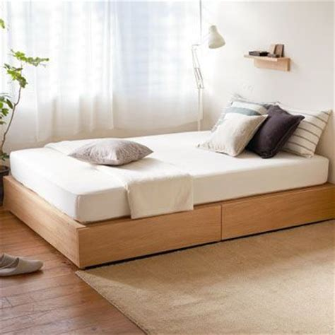 letto muji muji bedframe and mattress don t forget to keep your
