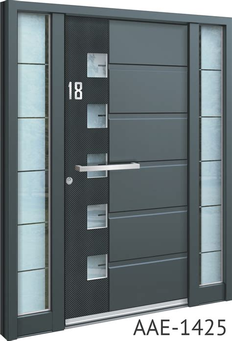 Spitfire S 500 Series Beautifully Engineered Aluminium Aluminium Doors Exterior