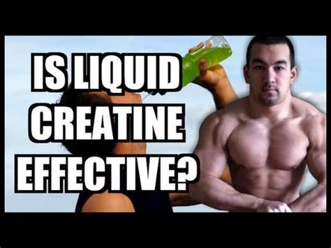 t vs creatine liquid creatine serum vs monohydrate powder