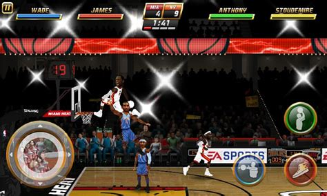 apk nba jam stick android nba jam by ea sports android apk datos mega
