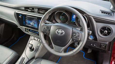 auris interior toyota auris hybrid touring sports 2017 review by car