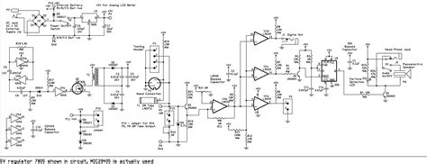 geiger counter diagram geiger counter schematics diy geiger counter page 4