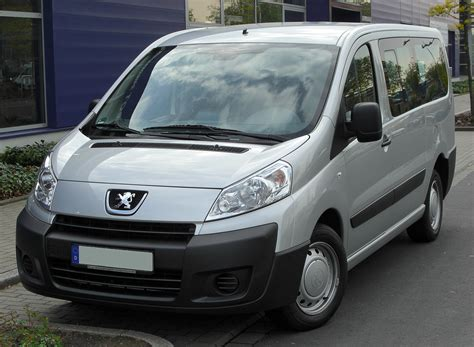 2010 Peugeot Expert Ii Tepee Pictures Information And