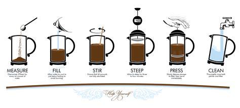 Press Plunger Coffee Maker Manual Brew Pembuat Kopi 600 Ml press