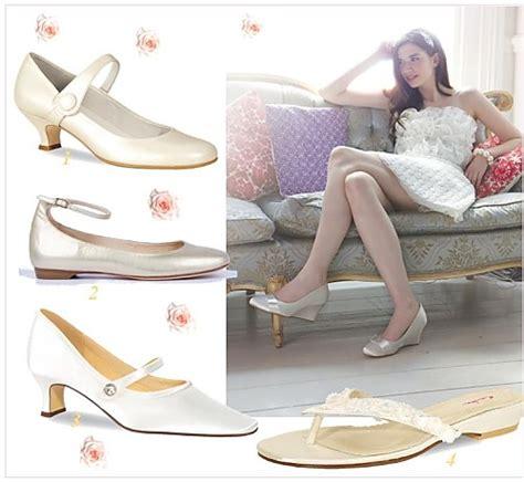 Brautschuhe Flach Sandalen by Bequeme Brautschuhe Gt Die Welt Der Schuhe