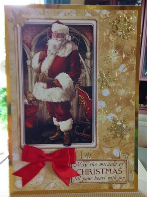 santa cards to make 59 best images about debbie cards