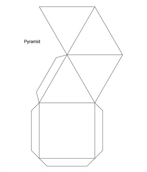 9 Amazing Pyramid Templates To Download Sle Templates Pyramid Template