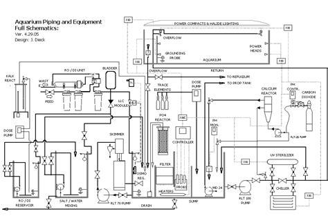 Plumbing Schematic by Plumbing Drawing