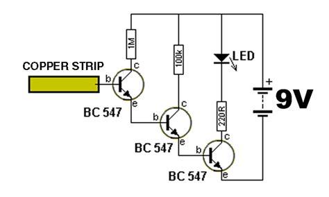 non contact voltage detector circuit diagram non contact voltage detector circuit diagram non get