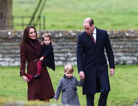 prince william kate middleton take princess charlotte prince william and kate take george and charlotte to