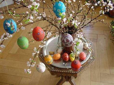 easter decorations 30 beautiful easter eggs designs decoration ideas