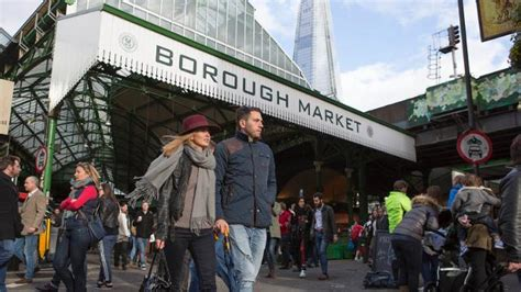 thames clipper borough market borough market food market visitlondon com
