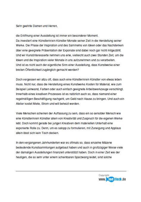 Reden Schreiben Muster Vertrag Vorlage Digitaldrucke De Musterrede Er 246 Ffnungsrede Einer Ausstellung