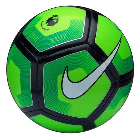 League Black White nike pitch epl soccer electric green green black