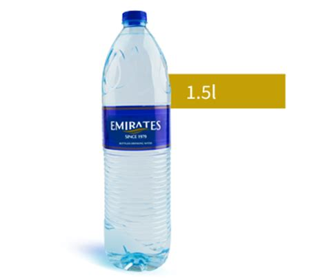 Emirates Water | products