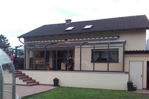 verande su terrazzi abri de terrasse topaz 224 pans droits la solar v 233 randa