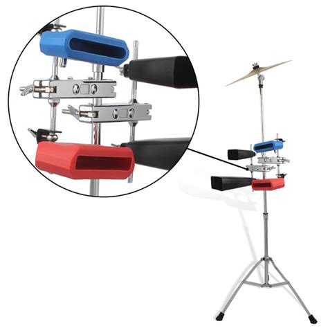 kain jean poles 4 tebal 10mm other instruments multifunctional drum stand clip