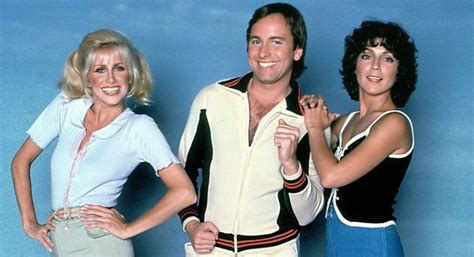 three s three s company gets a movie remake and other tv news