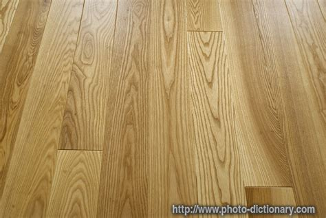 wooden floor photo picture definition at photo