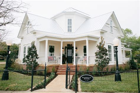 fixer upper house magnolia house the new b b by fixer upper