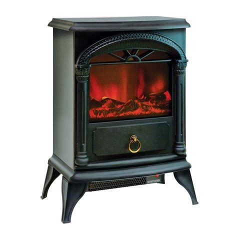 Ceramic Fireplace Heater by Comfort Zone Czfp4 Ceramic Electric Fireplace Stove Fan